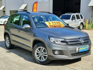 2012 Volkswagen Tiguan 5N MY12.5 132TSI 4MOTION Pacific Grey 6 Speed Manual Wagon Mayfield East Newcastle Area Preview
