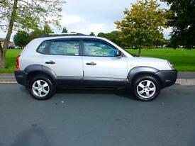 2005 55'reg Hyundai Tucson 2.0 CRTD GSI Auto**Air Con, Sunroof, Alloys**