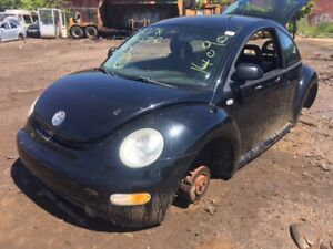 2000 VW Beetle just in for parts at Pic N Save!