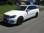 Mercedes-Benz C-Klasse T-Modell C 180 T CGI BlueEfficiency