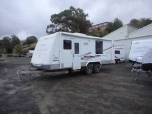 2011 Jayco 21' Outback Sterling Moonah Glenorchy Area Preview