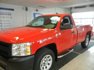 2011 CHEVROLET SILVERADO 1500 2WD REGULAR CAB