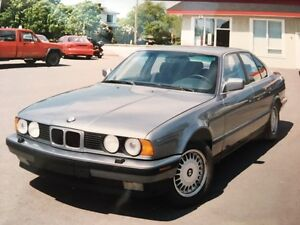 1989 BMW 5-Series 525 i Berline Sedan
