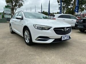 2018 Holden Commodore ZB MY18 LT Sportwagon White 8 Speed Sports Automatic Wagon Lilydale Yarra Ranges Preview