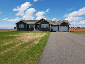 Almost New Home For Sale Between Kensington and Hunter River