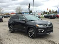 2018 Jeep Compass Limited Calgary Alberta Preview
