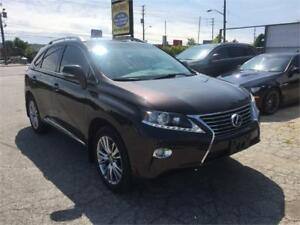 2013 Lexus RX 350 TOURING- NAVIGATION - FULLY LOADED