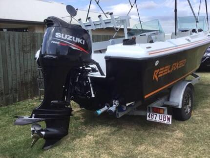 Cruise Craft HUSTLER 570