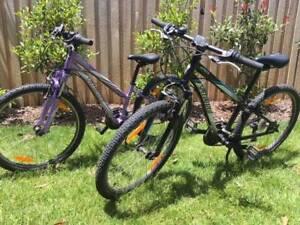 SPECIALIZED HOTROCK 24 (2 bikes)