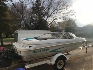 Glastron OpenBow Boat