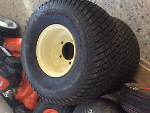 Ag and Turf tires