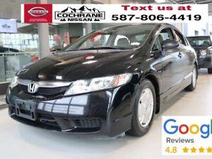 2010 Honda Civic Sdn DX-G PRISTINE & RECONDITIONED