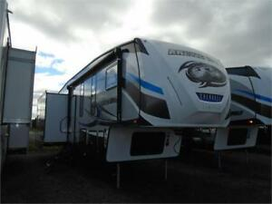 2018 FOREST RIVER ARCTIC WOLF 5TH WHEEL 295 QSLB!LOADED! $47995!