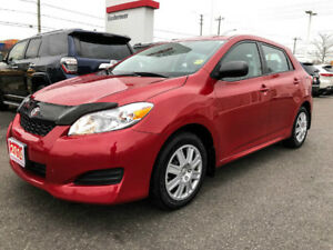 2014 Toyota Matrix XTRA WARRANTY-100,000 KMS!