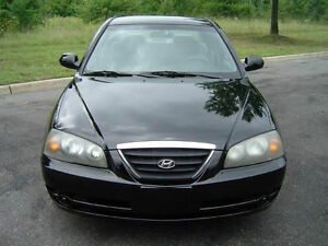 2005 Hyundai Elantra VE-EXCELLENT SHAPE----2.0L 4 CYL --AUTO