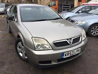 2003 Vauxhall Vectra diesel automatic, starts and drives well, MOT until 31st March, clean inside an