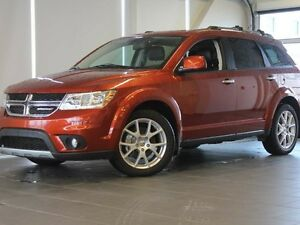 2013 Dodge Journey R/T-Moon Roof-Nav-Rear Seat DVD Player
