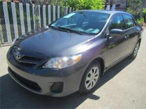 2013 Toyota Corolla CE SUNROOF FINANCEMENT MAISON $39 SEMAINE
