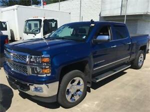 2015 Chevrolet Silverado 1500 LTZ 6,6 box loaded leather NAV