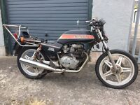 Honda CB250N Superdream and parts