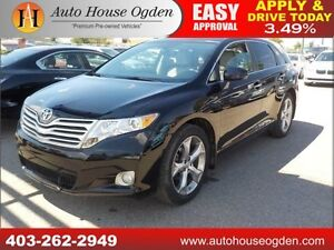 2011 Toyota Venza AWD FULLY LOADED BCAM