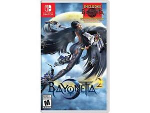 Bayonetta 1 & 2 for Nintendo Switch - BRAND NEW, SEALED