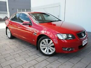 2012 Holden Commodore VE II MY12.5 Z Series Red 6 Speed Sports Automatic Sedan Springwood Logan Area Preview
