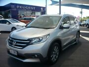 2013 Honda CR-V RM MY14 VTi-S 4WD Silver 5 Speed Sports Automatic Wagon Hyde Park Townsville City Preview