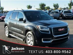 2014 GMC Acadia SLE2 AWD SUV - Sunroof, Back-up Camera!