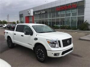 2017 Nissan Titan PRO-4X **SAVE FROM NEW**