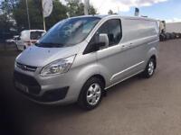 Ford Transit Custom 2.2TDCi ( 125PS ) 2013.5MY 270 L1H1 Limited