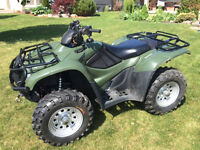 Honda 420 AT TRX Rancher ATV