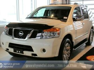 2015 Nissan Armada PLATINUM: NAVIGATION, DVD HEADRESTS, CAPTAIN'