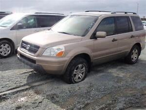 HONDA PILOT (2003/2008/FOR PARTS ONLY)