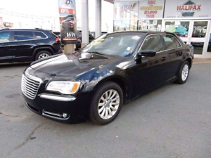 Chrysler 300. With ECONOMY.