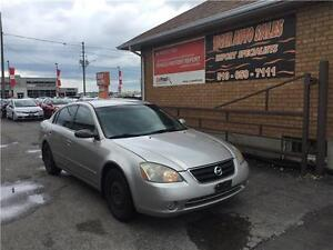 2003 Nissan Altima SL***AUTO****GREAT WINTER CA****AS IS SPECIAL