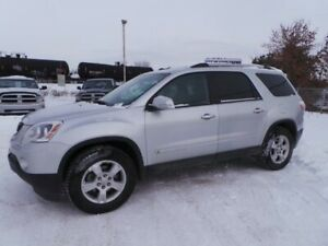 2010 Gmc Acadia SLE2 For Sale Edmonton