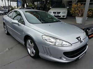 2006 Peugeot 407 HDi Silver 6 Speed Sports Automatic Coupe Lansvale Liverpool Area Preview