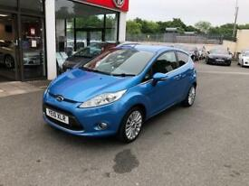 Ford Fiesta 1.4 Titanium Automatic3dr PETROL AUTOMATIC 2010/10