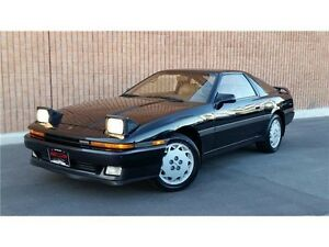 1987 Toyota Supra Turbo Targa 5 speed