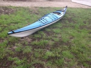 17' Current Design Kayak