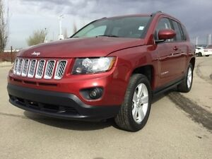 2015 Jeep Compass NORTH EDITION 4X4 A/C,