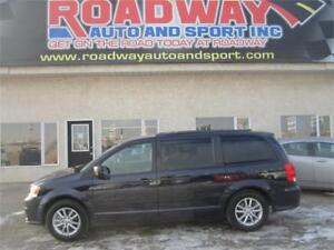2015 Dodge Grand Caravan SXT DVD PST PAID NAV