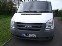 Ford Transit Van FSH Roof Rack Radio Rear Lining Bennett Van Sales