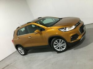 2018 Holden Trax TJ MY18 LTZ Orange 6 Speed Automatic Wagon Mile End South West Torrens Area Preview