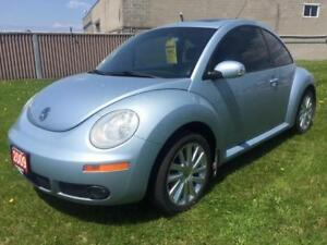2009 Volkswagen new Beetle coupe $9995