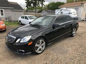 2011 Mercedes E350 4Matic, Panoramic Roof, Loaded, Clean