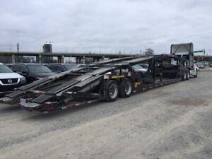 2017 Cottrell EZ5307XL car carrier trailer