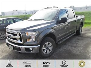 2015 Ford F-150 XLT AIR CONDITIONING! TURBO! TOWING EQUIPMENT...
