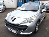 2008 Peugeot 207 1.6 HDi 90 SE Premium 5dr 5 door Hatchback